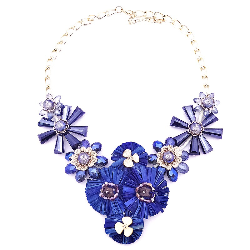 Blue Greece Necklace - K14028