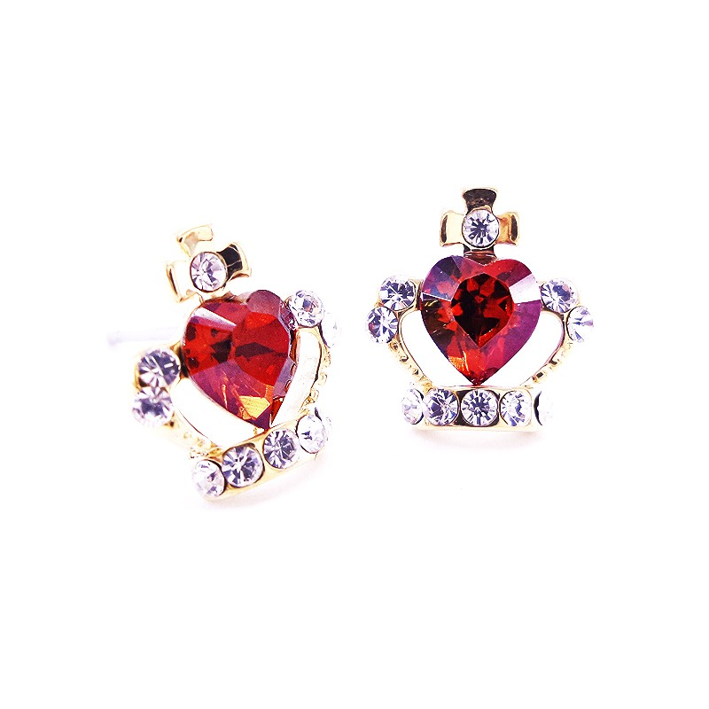 Tundra Crown Earring - AS17025