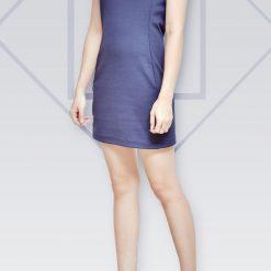 Minimal Shift Dress - WD13004