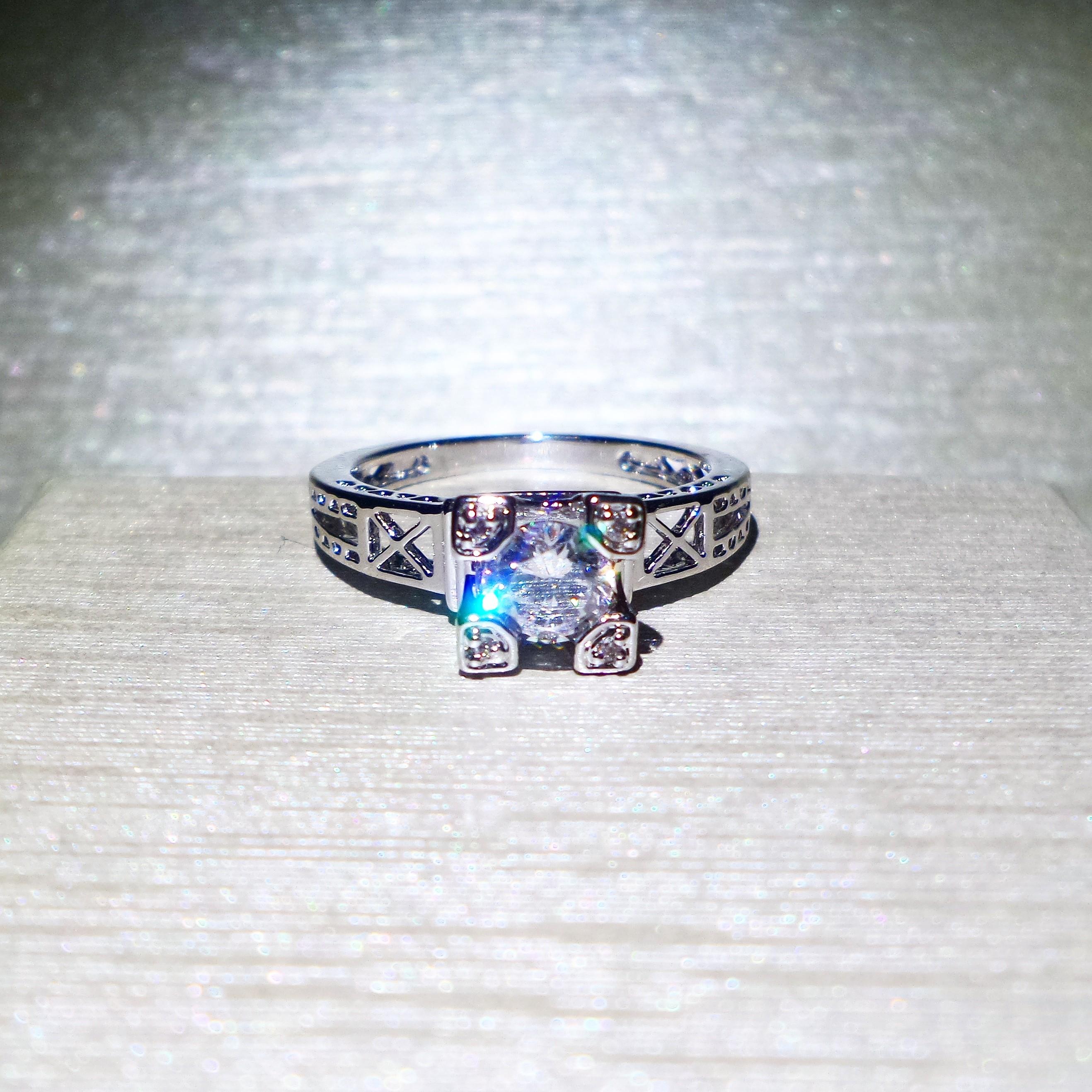 Mini Eiffel Ring - CS15420