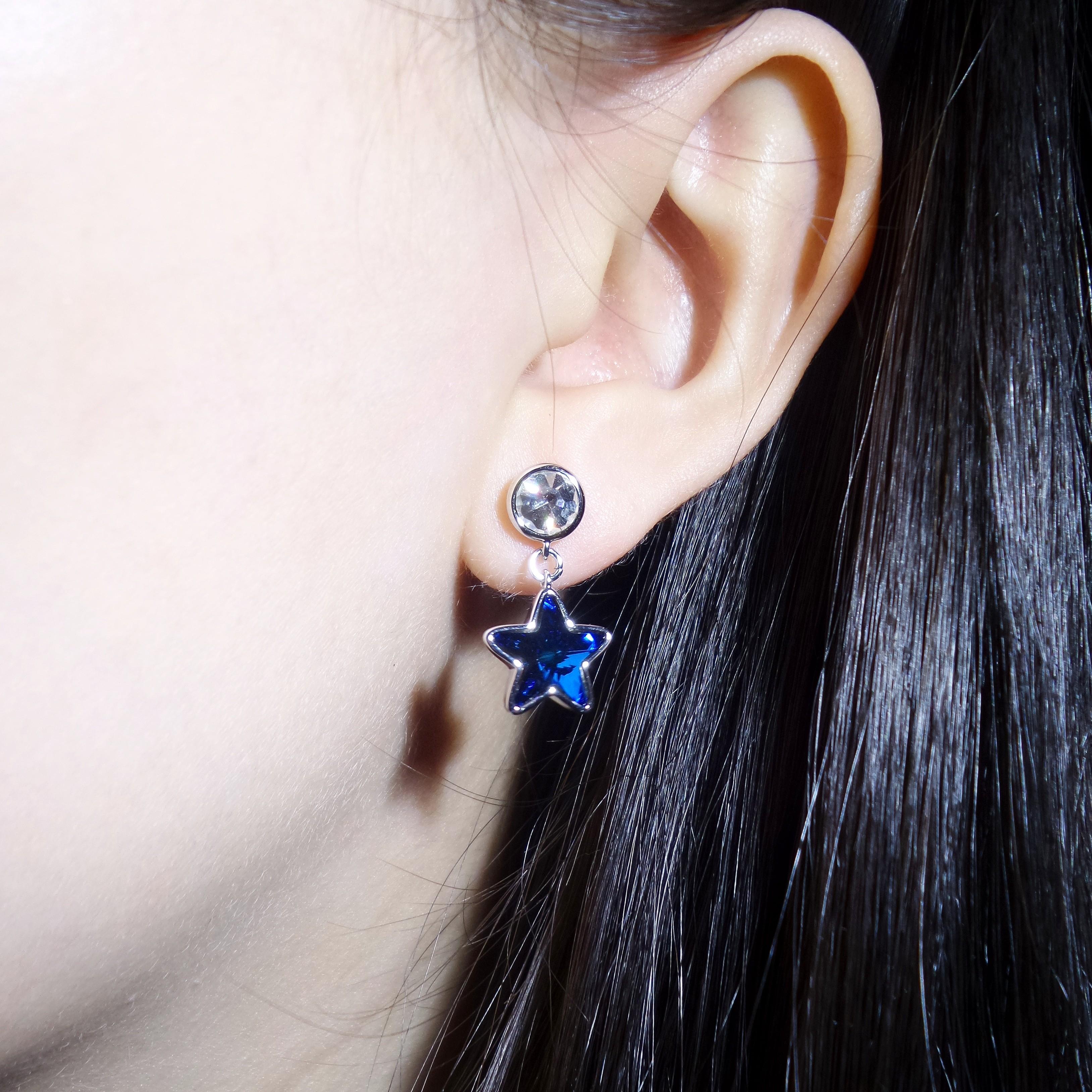 Gold Merida Earring - AS17036