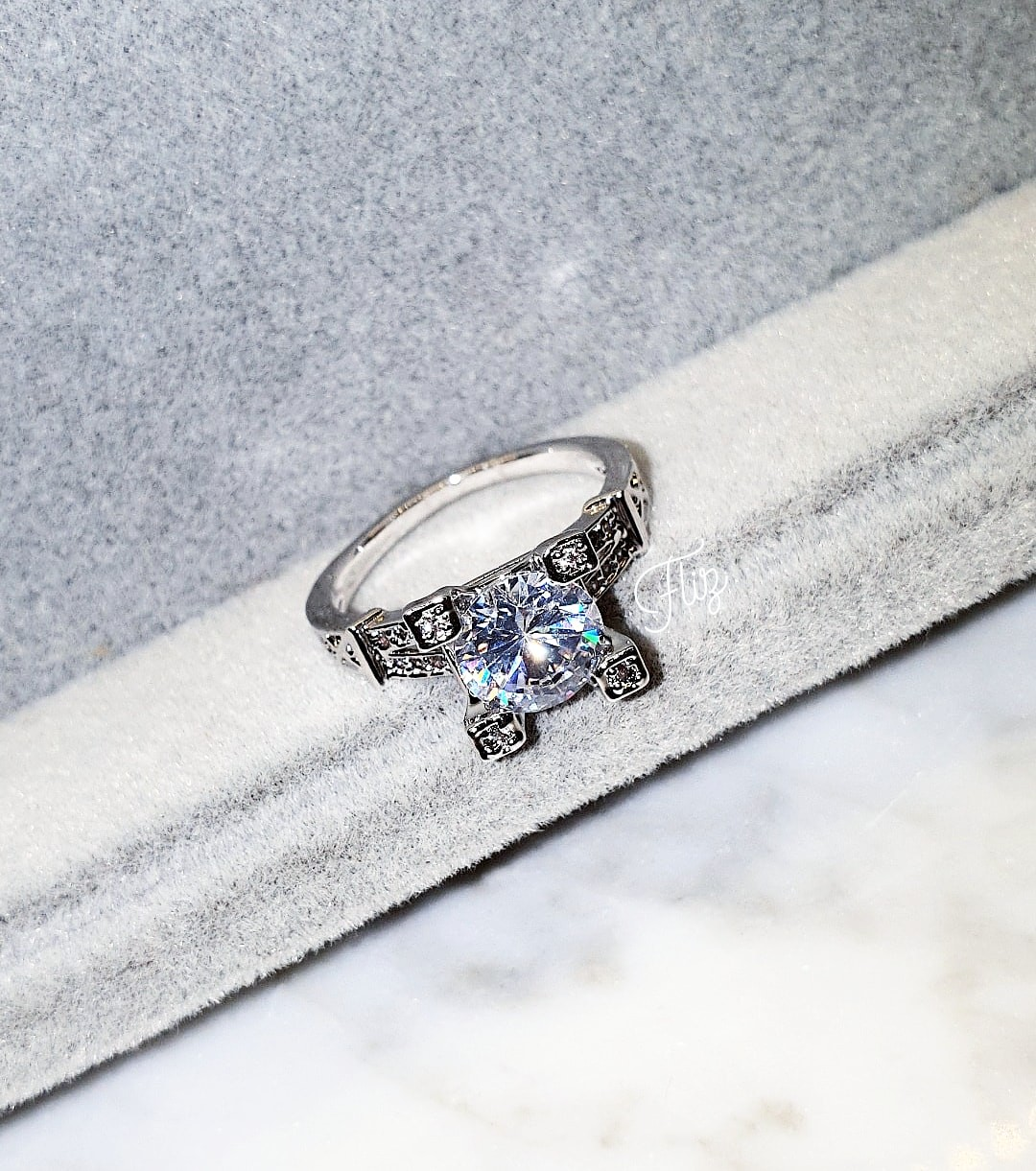 Eiffel Ring - CS15418