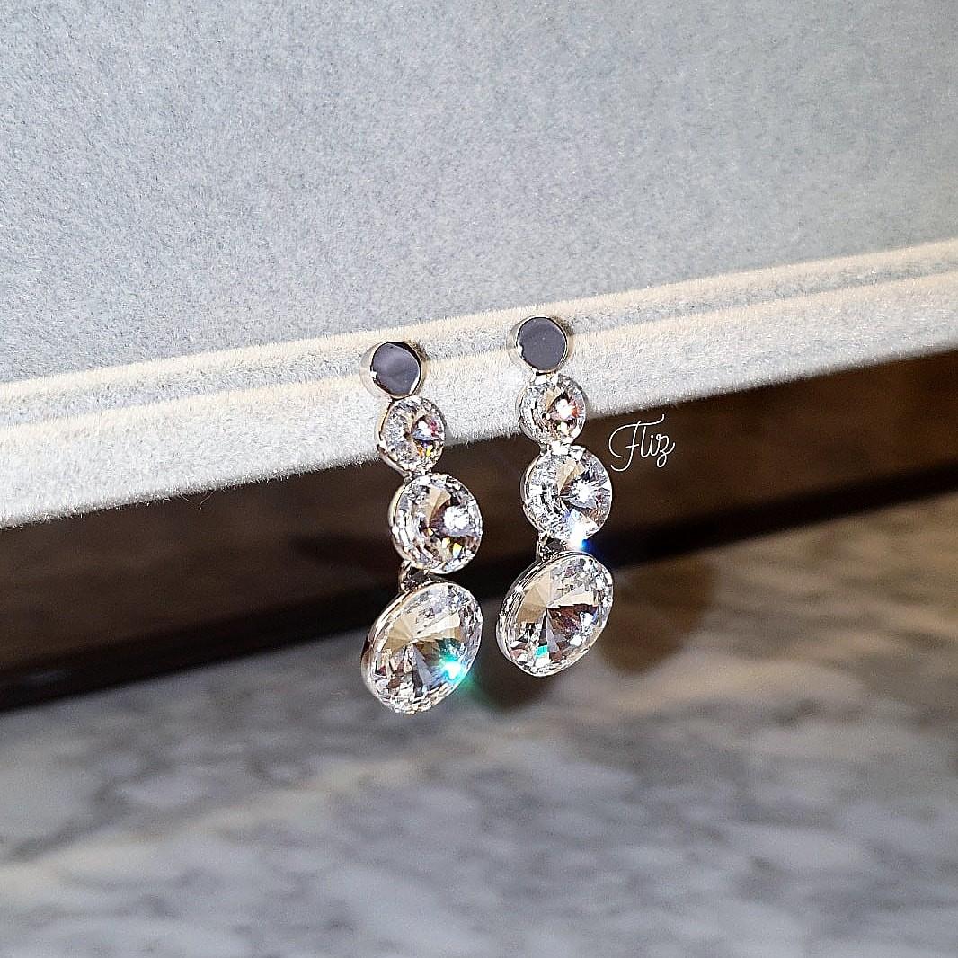 Moselle Drop Earring - AS16049