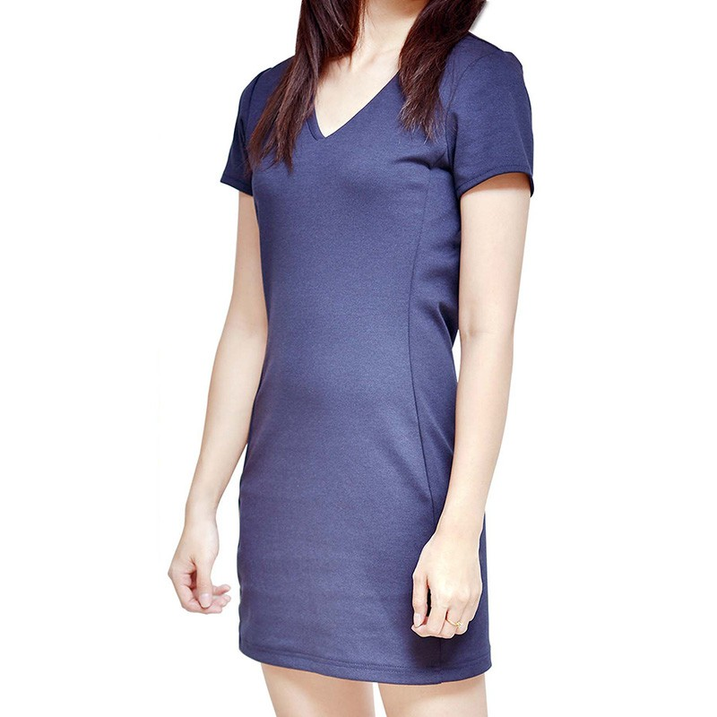 Minimal Shift Dress - WD13004